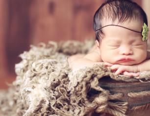 front newborn